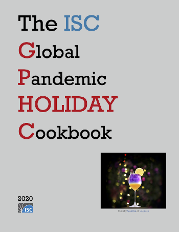 ISC Global Pandemic Holiday Cookbook