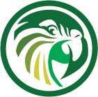 Kea logo in circle